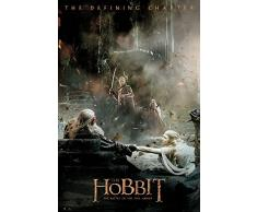 GB eye LTD, The Hobbit, La Batalla de los cinco ejércitos After, Maxi Poster, 61 x 91,5 cm