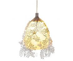 Naeve Leuchten, Lampada a sospensione in vetro, 60 watt, E27
