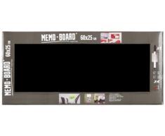 Brio 34320 - Lavagna magnetica, 25 x 60 cm, colore: Nero