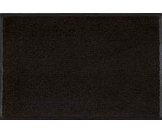 Wash+Dry - Tappeto Raven Black 120x180, Nero