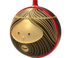 Alessi Pallina per Albero di Natale, Giuseppe, Set da 4