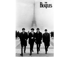 GB eye LTD, The Beatles, In Paris, Maxi Poster, 61 x 91,5 cm