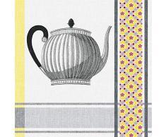 Tovaglioli di carta monouso, Fiaccola, 20 pezzi 3 strati - 33 x 33