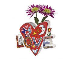 Goebel 26-101-13-9 Vaso Love is in the Air