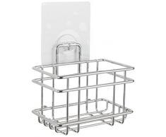 Compattatore Utensili da Cucina Ran 6973 Porta a Secco Chrome 12 x 9 x 16,5 cm