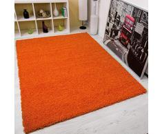 Serdim Rugs, Tappeto, Polipropilene, Arancione, 80x150cm(26x50)