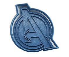 Cuticuter CGAVENGERSLOGO - Affettatrice Avengers