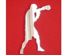 Super Cool Creations Boxer Specchio - 60 cm x 28 cm