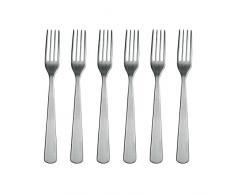 Normann Copenhagen 330520 Normann Cutlery - Set di forchette in acciaio