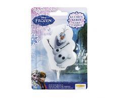 Dekoback 32202, Candela di Olaf Frozen