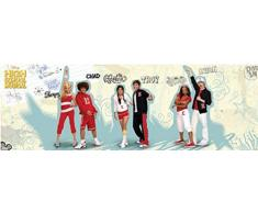 1art1 40128 High School Musical - 2, Attore II Poster per Porta (158 x 53 cm)