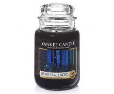 Yankee Candle Candela Giara Grande, Dreamy Summer Nights, 1, fragranze naturali