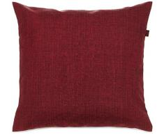 M.I.G. home 7600801003, Federa per cuscino, 50 x 50 cm, Bordeaux (Sonstige)