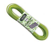 York Prestige - Stendibiancheria in PVC e Acciaio, Taglia Unica, Colore: Verde