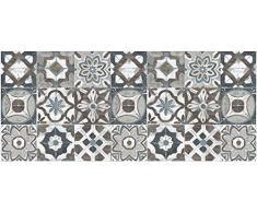 Vilber - Tappeto 52 x 120 x 0.22 40 x 78 x 0.22 cm Multicolore