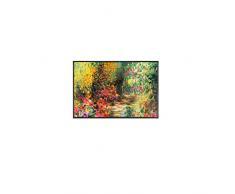 Wash&Dry Primavera Zerbino, Acrilico, Bunt, 50 x 75 x 0.7 cm