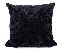 Grande liscio - Federa per cuscino 53,3Â x 53,3Â cm, nero