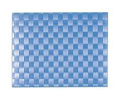 Saleen - Tovaglietta americana rettangolare, 30 x 40 cm, Blu, 1 pezzo