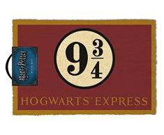 Harry Potter Zerbino Hogwarts Express, Coro, Multicoloured, 60 x 40 x 1.5 cm