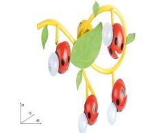 Plafoniera Cameretta : Ricicla e crea plafoniera sole