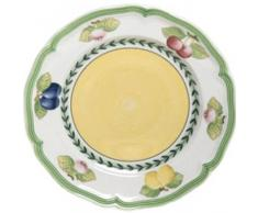 Villeroy & Boch 10-2281-2640 - Set di 6 Piatti, Motivo French Garden Fleurence, 21cm
