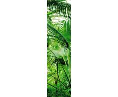 Scenolia Poster Verticale Decorativo luxuriante 60 x 240 cm | Decorazione Parete qualità HD