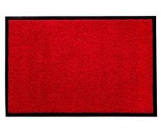 andiamo Verdi Zerbino, Rosso, 70 x 120 cm