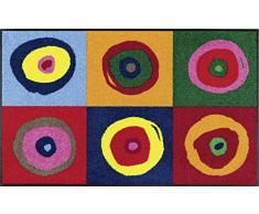 Wash+Dry - Tappeto Sergej 75x120, Colorato