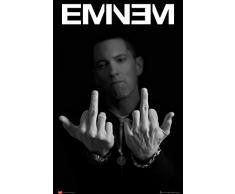 GB eye LTD, Eminem, Fingers, Maxi Poster, 61 x 91,5 cm