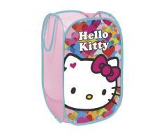 North Star HK9489 Portagiochi Pop UP Hello Kitty, Poliestere
