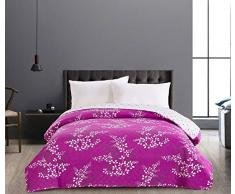 Copriletto color Viola da acquistare online su Livingo