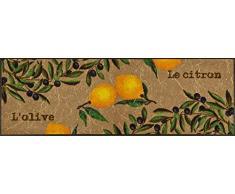 Wash+Dry - Tappeto Le Citron 60x180, Colorato