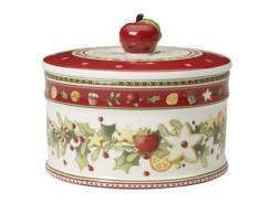 Villeroy & Boch 14-8612-4524 Winter Bakery delight Biscottiera, Porcellana