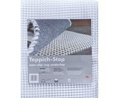Andiamo 186018 tappeto-Stopp, Anti-Rutsch-griglia, tappeto sotto situazione, 160 x 230 cm