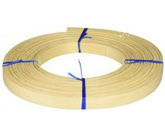 Commonwealth Basket-Bobina di Vimini Piatto, 22,23 mm, 80 g (1 m 453,59 lb)