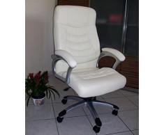 ITALFROM Poltrona ufficio direzionale Poltrone sedia MIRIADE BEIGE