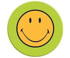 ZAK Designs 6187-0313 Smiley - Piatto classico, colore: Verde