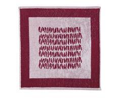 Eiffel Textile Set di Strofinacci Cucina Jacquard Graphic, Cotone, Multicolore, 50Â x 50Â x 10Â cm, 3Â Pezzi