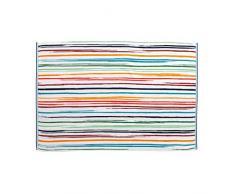 Eiffel Textile Asciugamano lavabo 100x50x3 cm Multicolore