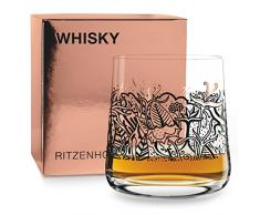 RITZENHOFF Next - Bicchiere da whisky in cristallo, 250 ml