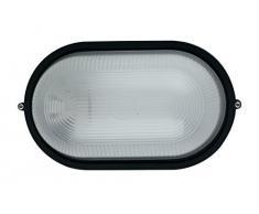 Plafoniera Da Esterno E27 : Plafoniere in vetro color nero da acquistare online su livingo
