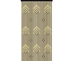 JVL–Provenza in legno da appendere in rilievo porta frecce tenda display, multicolore, 90x 180cm
