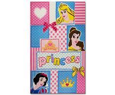 Contrasto 2.05.d80120p32Â Disney bambini tappeto, 80Â x 120Â cm, Princess 32