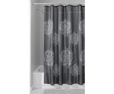 Tende Doccia Per Vasca Da Bagno : Tende per vasca da bagno interdesign color grigio da acquistare