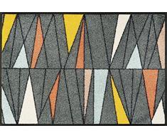 Wash&Dry Ampiezza Zerbino, Acrilico, Bunt, 50 x 75 x 0.7 cm