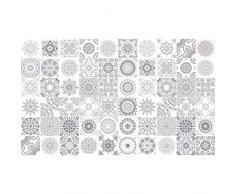 Ambiance-Live Piastrelle adesive di Cemento per pareti-azulejos-15x 15cm-60Pezzi