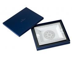 Villeroy & Boch La Classica Contura Gifts Posacenere, Porcellana Bone China, Multicolore, 17 x 21 x 4.0 cm
