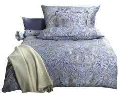 Pfeiler Wäsche, Set Biancheria da letto, Blu (Blau), 155 cm x 200 cm