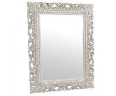 Dcasa Specchi da Parete mobili Adesivi Decorativi per la casa Unisex Adulto, Multicolore (Bianco decap.), Unica
