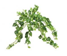 Europalms pianta Artificiale edera rampicante pothos 50 cm